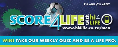 Score4Life with Hi4Life